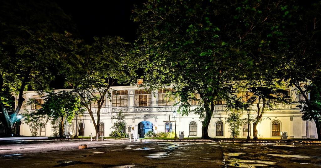 Arzobispado Palacio De Nueva Segovia