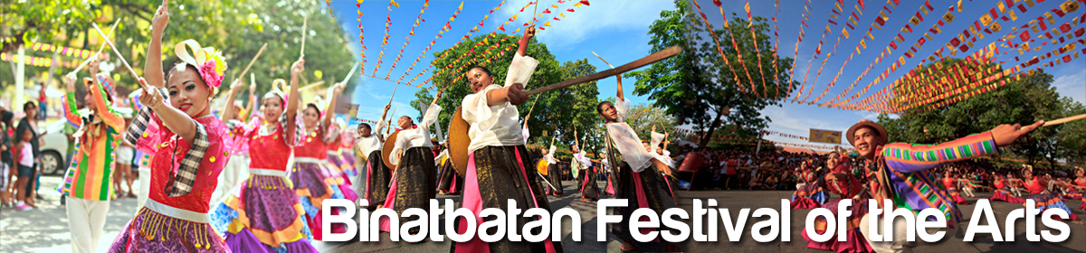 Binatbatan Festival of the Arts