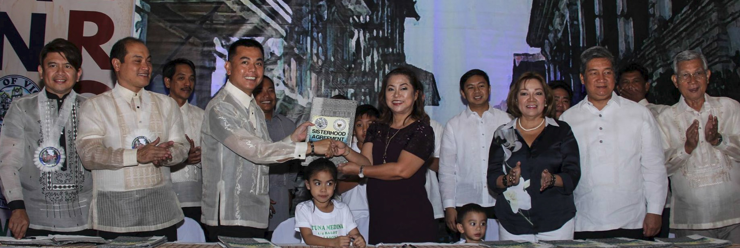 Vigan City inks Sisterhood Agreement with Pateros