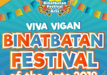 Binatbatan Festival of the Arts 2019