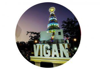 It's Christmas Season in Vigan City